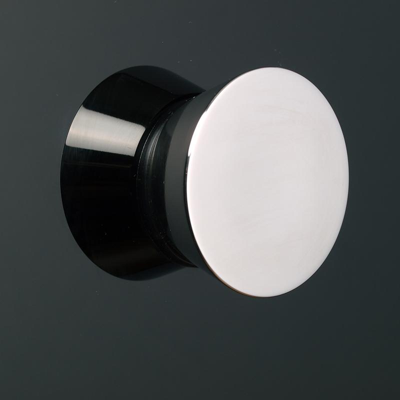 Pomo plegable para mampara de baño