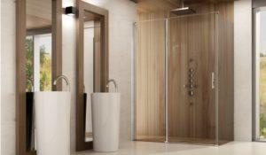 Mamparas de ducha o bañera. Cómo medirlas