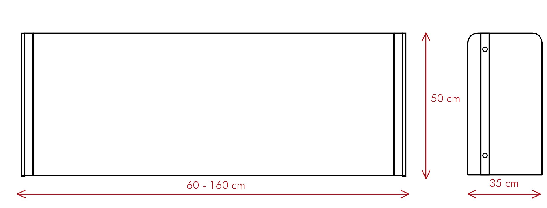 vector mampara proteck s - Proteck S