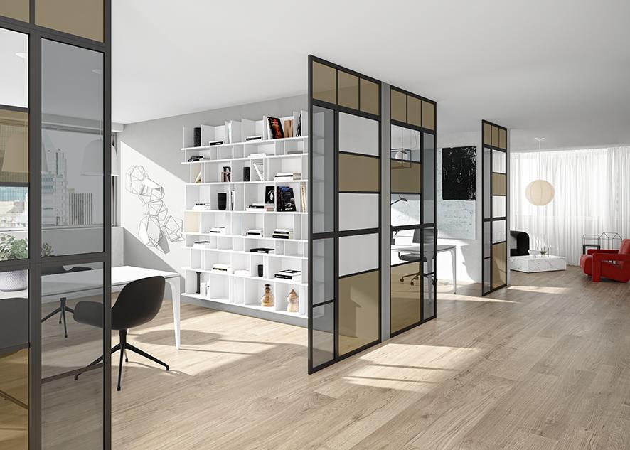 Oficina grande 1 - Fúsion para Oficinas
