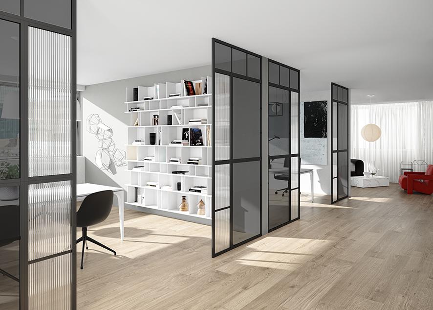 Oficina grande 3 - Fúsion para Oficinas