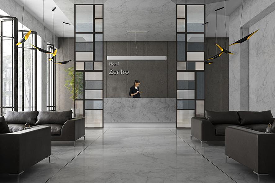 hotel - Fúsion para Contract