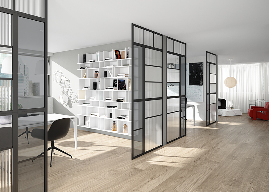 oficina grande 2  - Fúsion para Oficinas