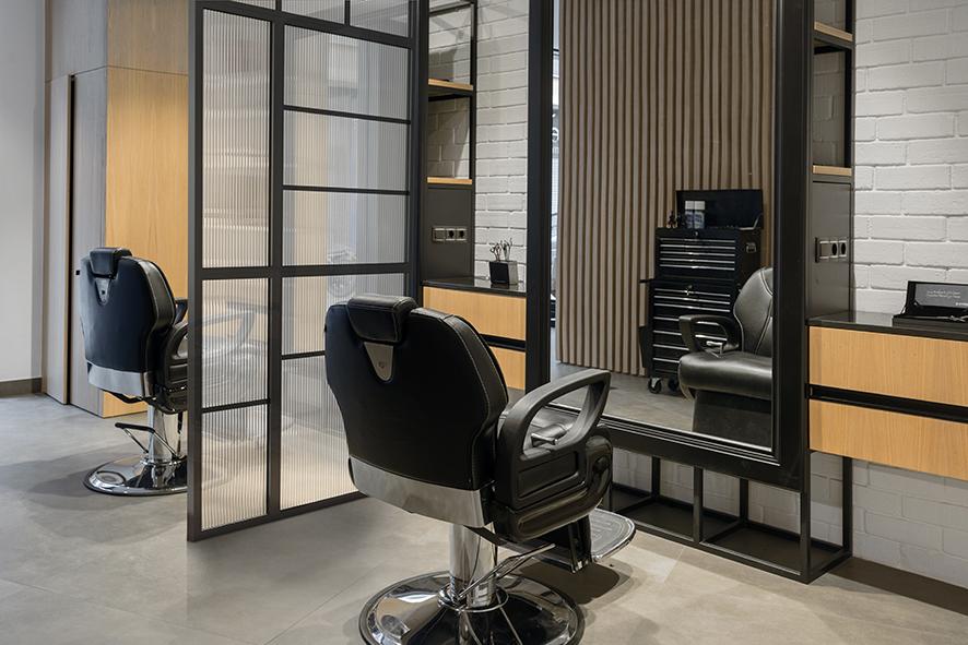 peluqueria profile - Fúsion para Contract